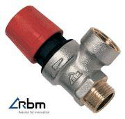 Предохранительный сбросной клапан RBM 351.04.30 2,5Bar Предохранительный клапан с ...Магазин: Теплоком (Барнаул)...